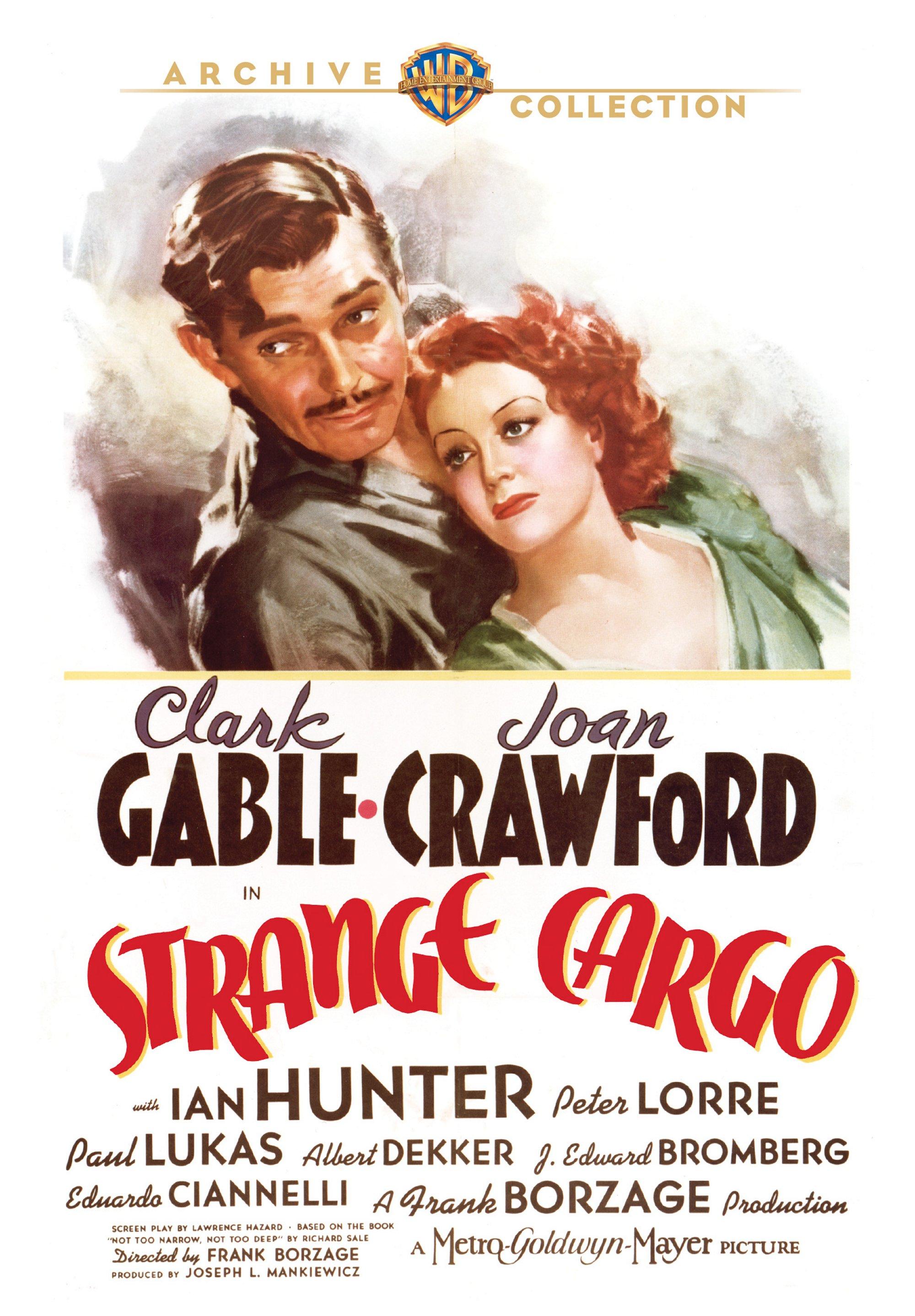 Strange Cargo (dvd) 32539603
