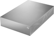 Seagate - Backup Plus for Mac 3TB External USB 3.0/2.0 Hard Drive - Silver