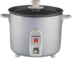 Panasonic - 3-Cup Automatic Rice Cooker - Silver