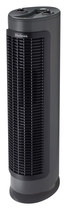 Holmes - 99% HEPA Tower Air Purifier - Black