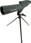 Celestron - UpClose 20-60x 60mm Spotting Scope - Green