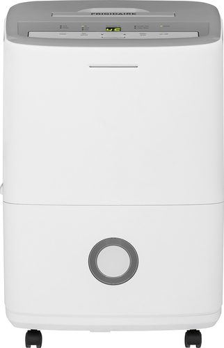 Frigidaire - 30-Pint Dehumidifier - White