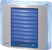 Tiger - Healthy-Aire Air Purifier - Blue/Silver