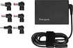 Targus - 90w Ac Power Adapter For Select Laptops - Black