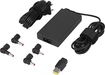 Targus - 65W AC Power Adapter for Select Asus, Lenovo and HP Laptops - Black