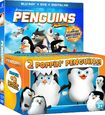 Penguins Of Madagascar [includes Digital Copy] [blu-ray/dvd] [gift Set] 3282013