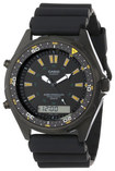 Casio - Sports Men's Multifunction Watch - Black