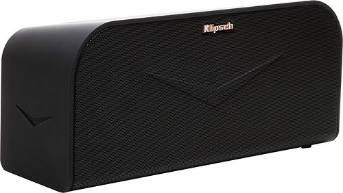 Klipsch - Music Center KMC 1 Portable Wireless Speaker - Black