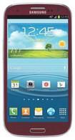 Samsung - Galaxy S III 4G Cell Phone (Unlocked) - Red