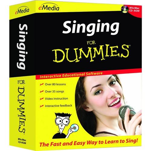 Singing For Dummies - Music Training Course - Windows
