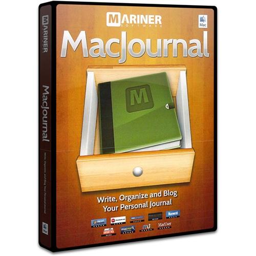 MacJournal v.6.0 - License - 1 License - Mac