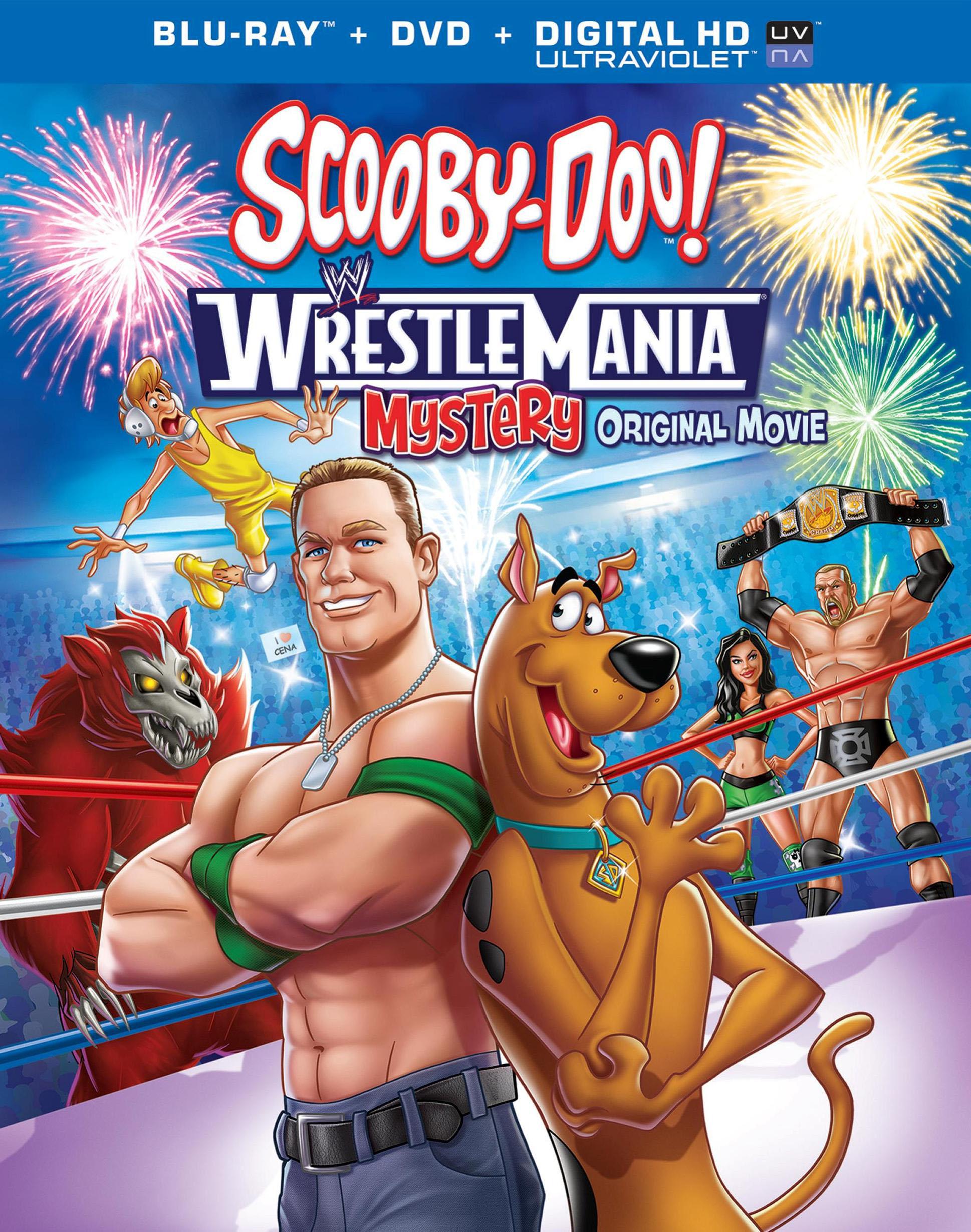 Scooby-doo!: Wrestlemania Mystery [blu-ray] 3286091