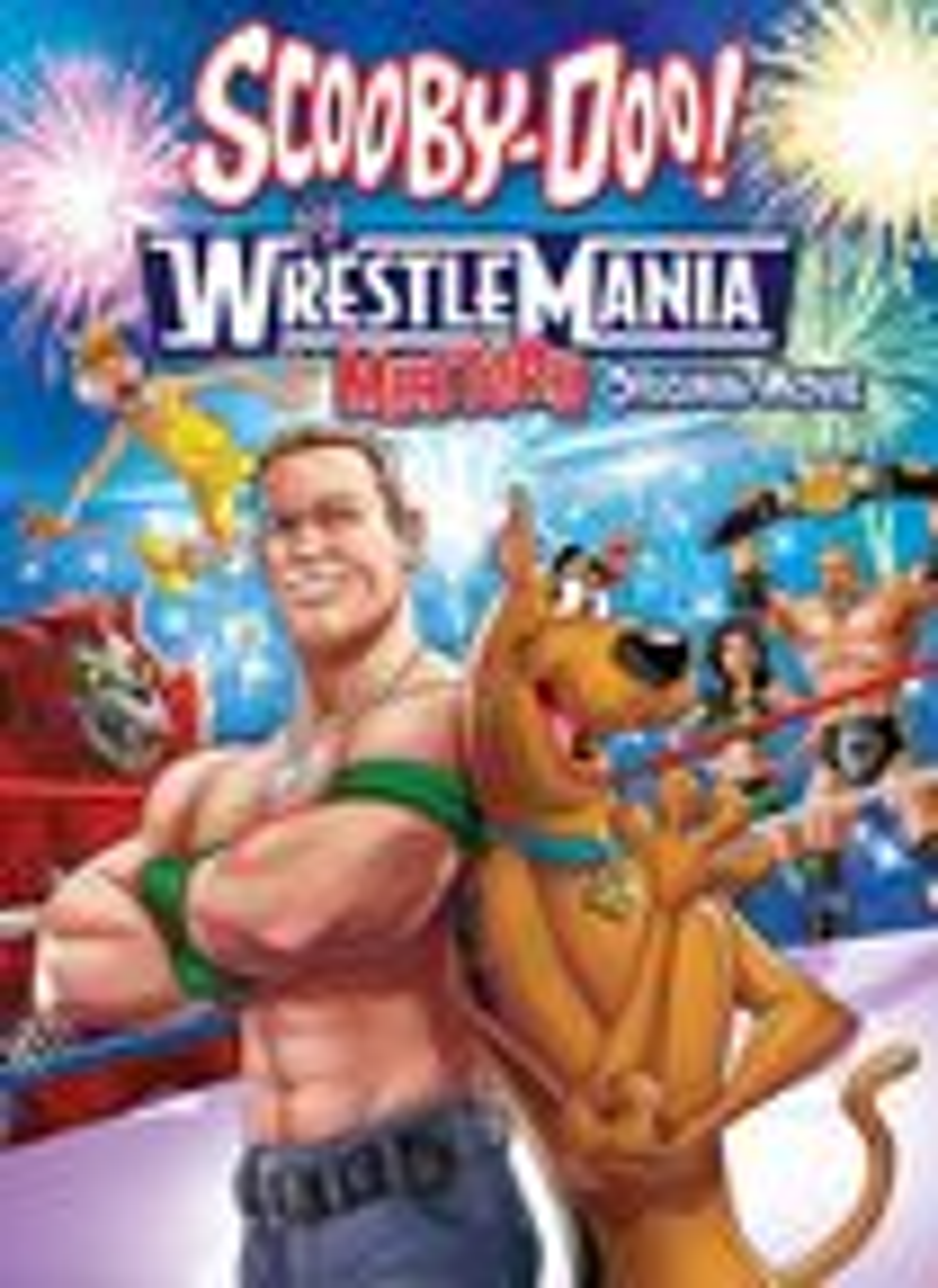 Scooby-doo!: Wrestlemania Mystery (dvd) 3286106