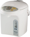 Panasonic - 2.3-Quart Electric Thermal Pot - White