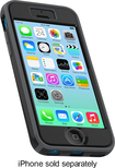 Speck - CandyShell + Faceplate Case for Apple® iPhone® 5c - Black