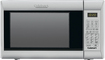 Cuisinart - 1.2 Cu. Ft. Mid-Size Microwave - Stainless-Steel