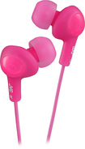 JVC - Gumy Plus Earphone - Pink