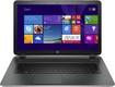 "HP - Geek Squad Certified Refurbished 17.3"" Laptop - Intel Core i5 - 4GB Memory - 750GB Hard Drive - Natural Silver/Ash Silver"