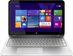 "HP - Geek Squad Certified Refurbished 15.6"" Touch-Screen Laptop - Intel Core i5 - 8GB Memory - 750GB HDD - Natural Silver"