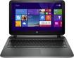 "HP - Geek Squad Certified Refurbished 15.6"" Laptop - Intel Core i7 - 6GB Memory - 750GB Hard Drive - Natural Silver/Ash Silver"
