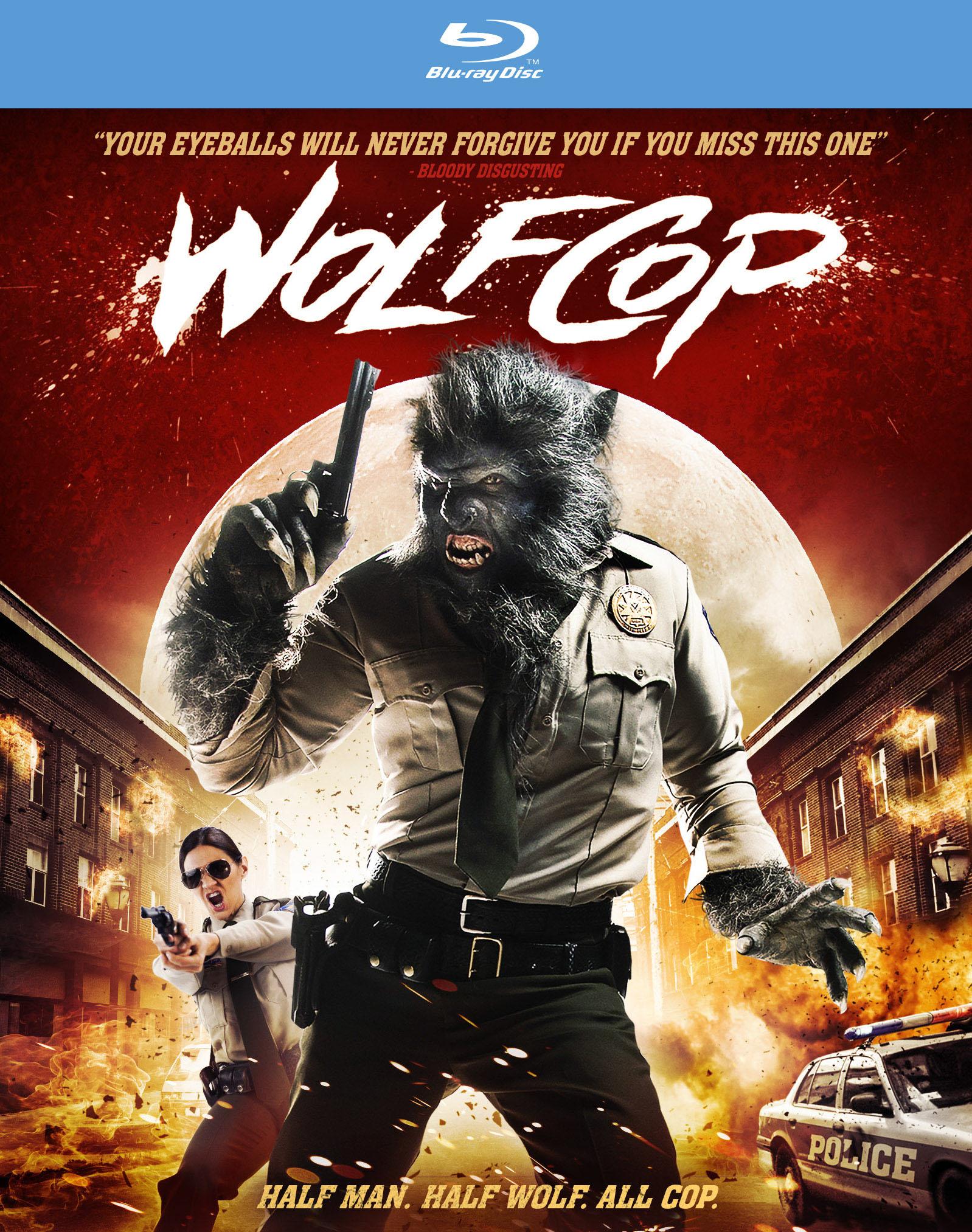 Wolfcop [blu-ray] 3306219