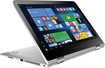 "HP - Spectre x360 2-in-1 13.3"" Touch-Screen Laptop - Intel Core i7 - 8GB Memory - 512GB Solid State Drive - Silver/Black"