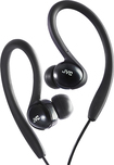 JVC - Sport Clip-On Headphones - Black