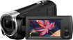 Sony - HDR-CX240 HD Flash Memory Camcorder - Black