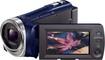Sony - HDR-PJ340 16GB HD Flash Memory Camcorder - Blue
