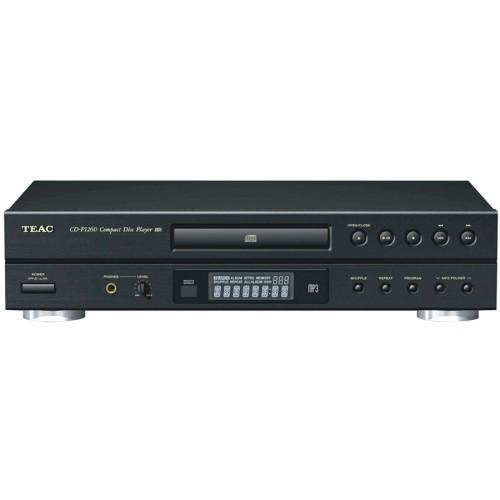 Teac - CD Player - Black