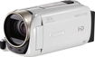 Canon - VIXIA HF R500 HD Flash Memory Camcorder - White