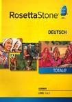 Rosetta Stone Version 4 TOTALe: German Level 1 & 2 - Mac/Windows