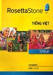 Rosetta Stone Version 4 TOTALe: Vietnamese Level 1, 2 & 3 - Mac/Windows