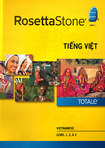 Rosetta Stone Version 4 TOTALe: Vietnamese Level 1, 2 & 3 - Mac|Windows