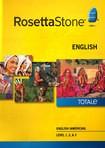 Rosetta Stone Version 4 TOTALe: English (American) Level 1, 2 & 3 - Mac/Windows