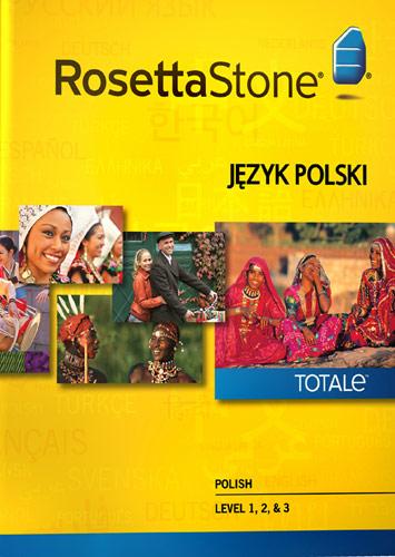 Rosetta Stone Version 4 TOTALe: Polish Level 1, 2 & 3 - Mac|Windows