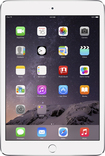 Apple - iPad mini 3 Wi-Fi 128GB - Silver