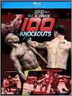 UFC Presents: The Ultimate 100 Knockouts (Blu-ray Disc) 2012