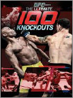 UFC Presents: The Ultimate 100 Knockouts (DVD) (Enhanced Widescreen for 16x9 TV) 2012