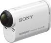 Sony - As200 Hd Action Cam - White