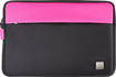"Platinum - Sleeve for Microsoft Surface and Most 10"" Tablets - Black/Magenta"