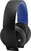 Sony - Gold Wireless Stereo Headset For Playstation 4 And Playstation 3 - Black