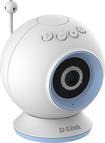 D-Link - Wireless Baby Camera - White