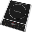 SPT - : 1300W Induction Cooktop (Countertop) - Silver