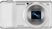 Samsung - Galaxy 2 16.3-megapixel Digital Camera - White