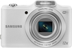 Samsung - WB50F 16.2-Megapixel Digital Camera - White