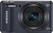 Samsung - WB35F 16.2-Megapixel Digital Camera - Navy