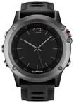 Garmin - Fenix 3 Gps Watch - Gray/black