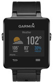 Garmin - vívoactive Smartwatch for Apple® iOS and Android Smartphones - Black