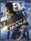 Project Almanac (Blu-ray Disc) (2 Disc)